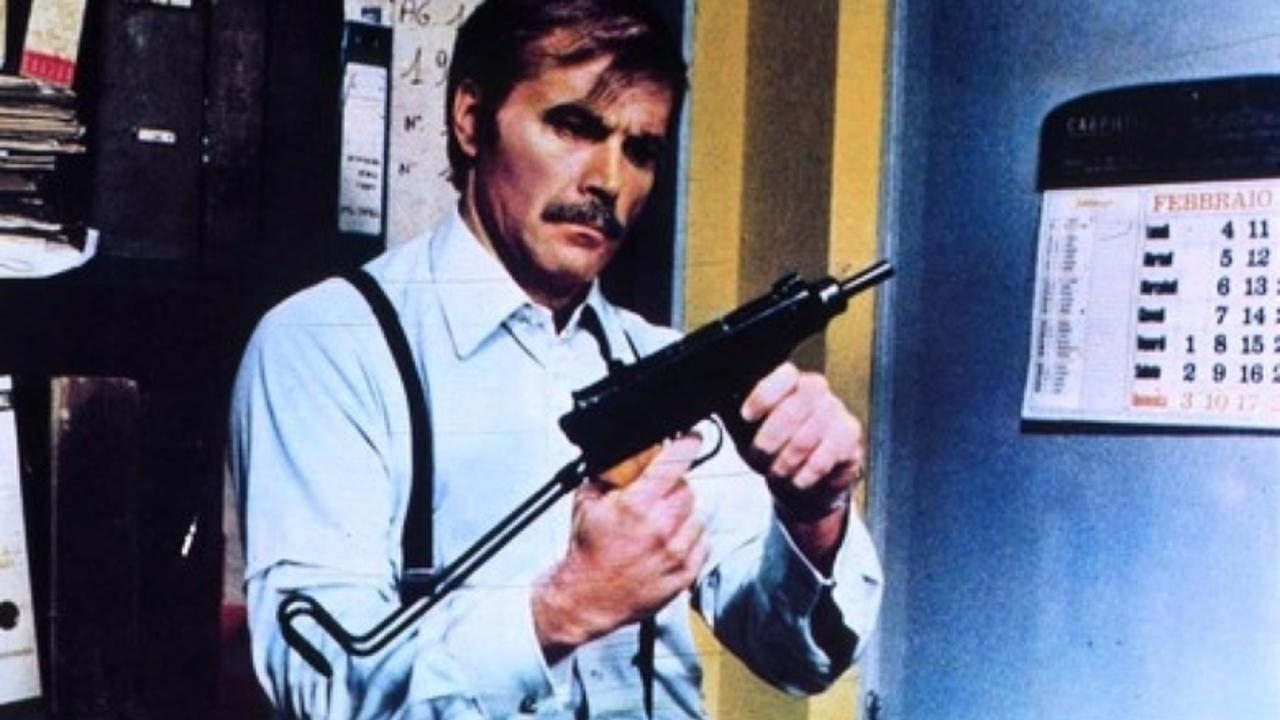 Exclusive film : Legendary actor Franco Nero recalls starring in Giallo classic 'The Blue-Eyed Bandit' – and we trace its seminal Morricone score
